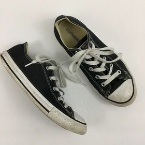 Converse All Star Low Top Fashion Sneakers Black